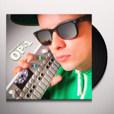 Housemeister OP-1 Vinyl Record - w/CD