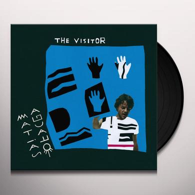 Matias Aguayo VISITOR Vinyl Record