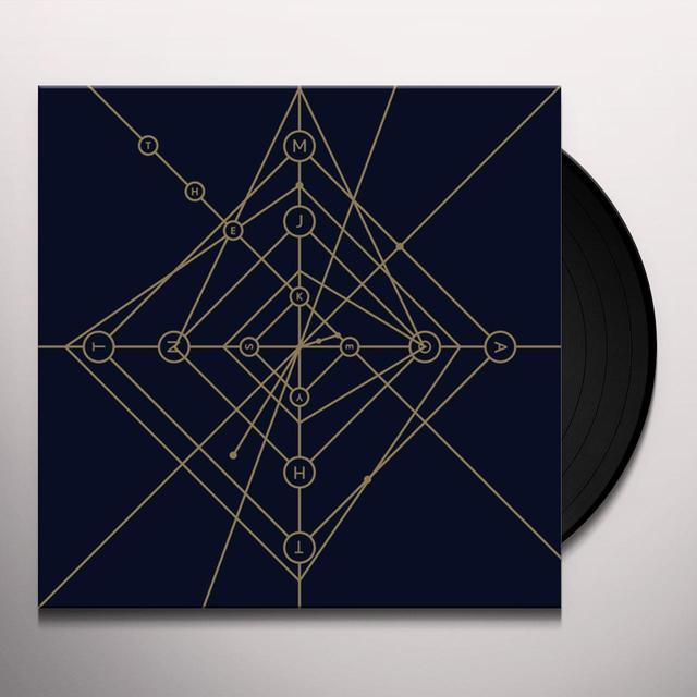 Matt John KEYS Vinyl Record - w/CD