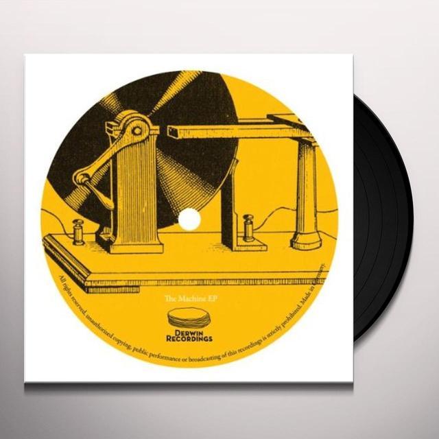 Prommer & Barck MACHINE (EP) Vinyl Record