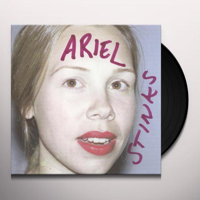 Ariel Pink THRASH & BURN Vinyl Record