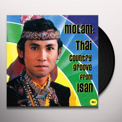 MOLAM: THAI COUNTRY GROOVE FROM ISAN 2 / VAR Vinyl Record