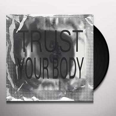 Tiga & Jori Hulkkonen TRUST YOUR BODY Vinyl Record