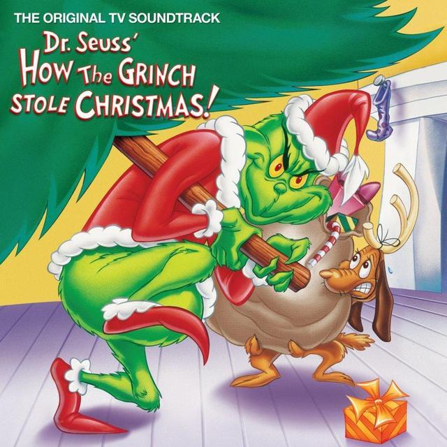 Dr Seuss How The Grinch Stole Christmas / O.S.T.