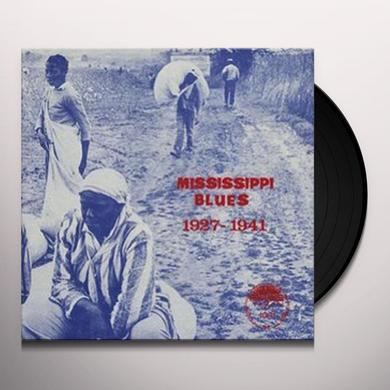 Skip James / Charley Patton MISSISSIPPI BLUES 1927 - 1941 Vinyl Record - 180 Gram Pressing