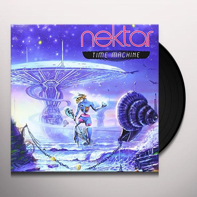 Nektar TIME MACHINE Vinyl Record
