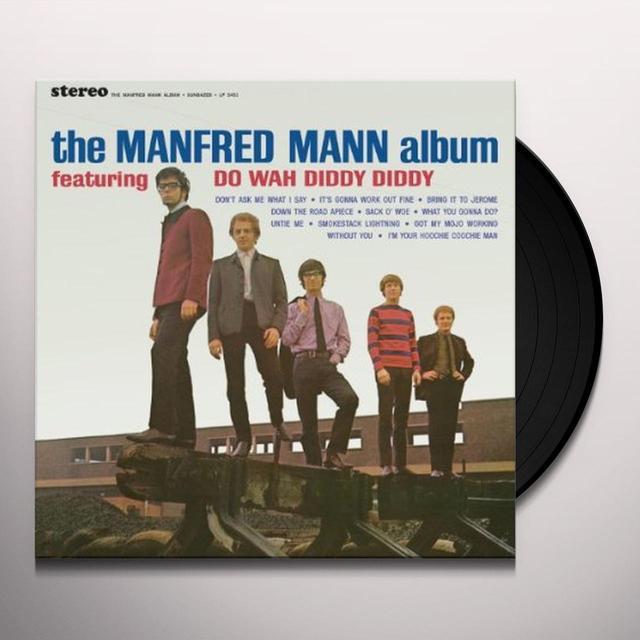 MANFRED MANN ALBUM Vinyl Record