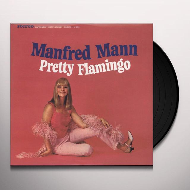 Manfred Mann PRETTY FLAMINGO Vinyl Record
