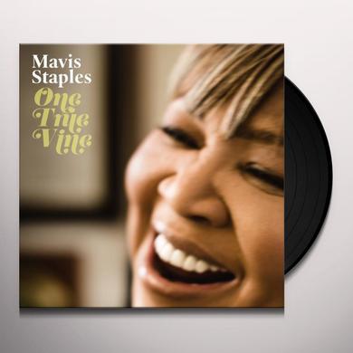 Mavis Staples ONE TRUE VINE (BONUS CD) Vinyl Record