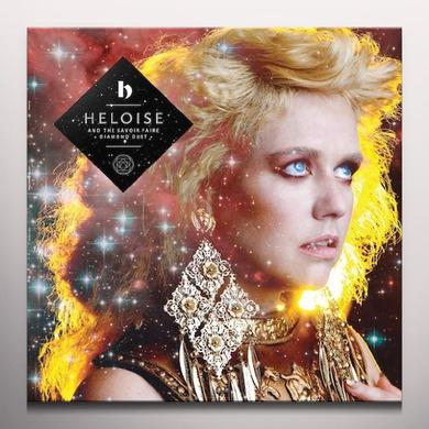 Heloise & The Savoir Faire DIAMOND DUST Vinyl Record - Colored Vinyl