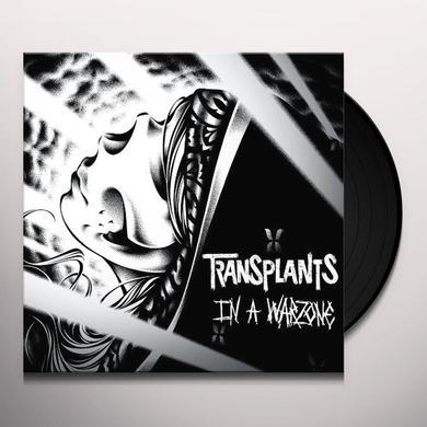 Transplants IN A WARZONE Vinyl Record