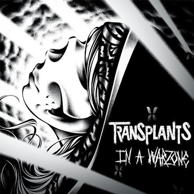 Transplants IN A WARZONE (BONUS CD) Vinyl Record
