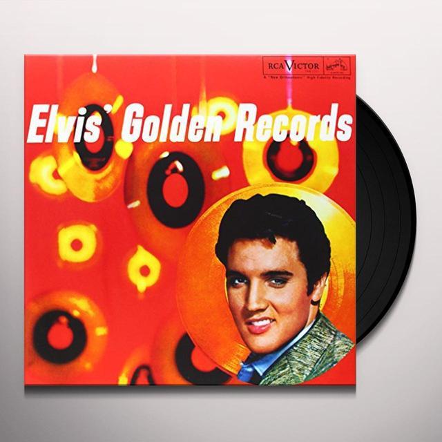 ELVIS GOLDEN RECORDS Vinyl Record - Limited Edition, 180 Gram Pressing