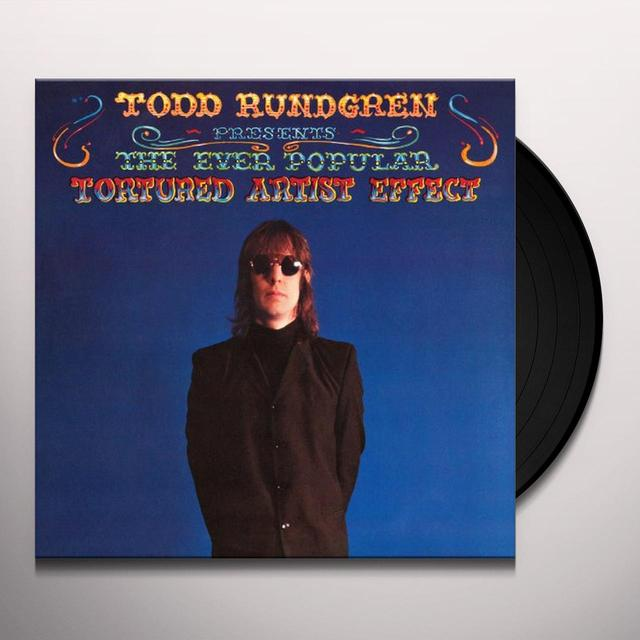 Todd Rundgren EVER POPULAR TORTURED ARTIST EFFECT Vinyl Record