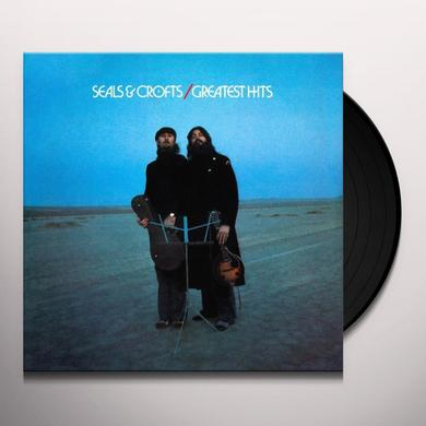 SEALS & CROFTS GREATEST HITS Vinyl Record - Limited Edition, 180 Gram Pressing