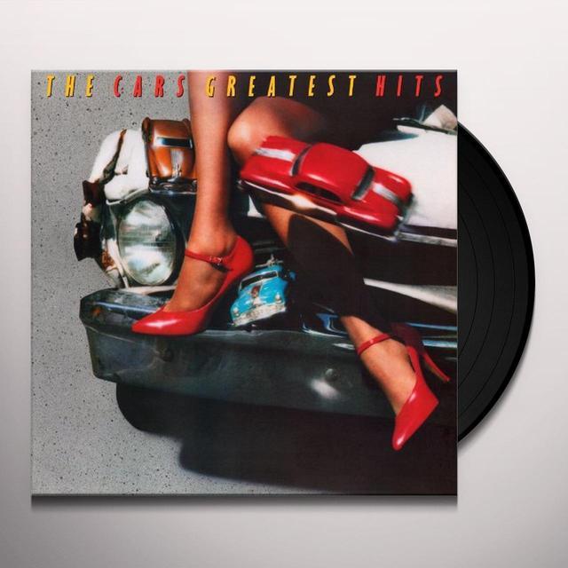 CARS GREATEST HITS Vinyl Record