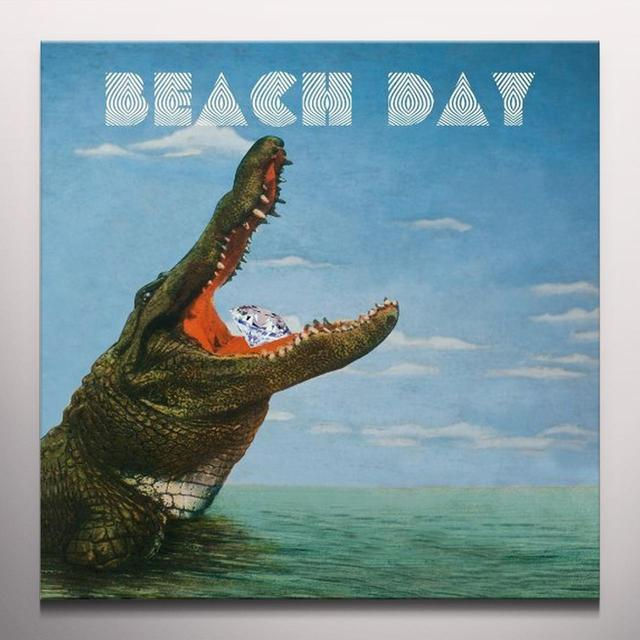 Beach Day TRIP TRAP ATTACK Vinyl Record - Colored Vinyl, Digital Download Included