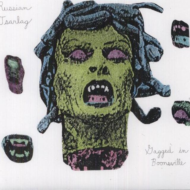 Russian Tsarlag GAGGED IN BOONESVILLE Vinyl Record