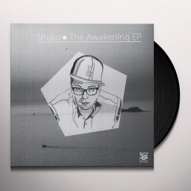 Shuko AWAKENING Vinyl Record - 10 Inch Single
