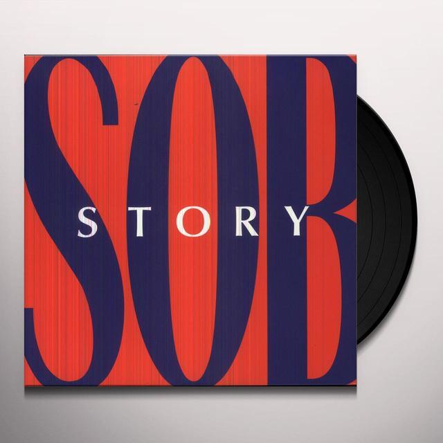 Spectrals SOB STORY Vinyl Record