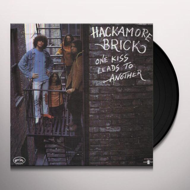 Hackamore Brick ONE KISS LEADS TO ANOTHER Vinyl Record