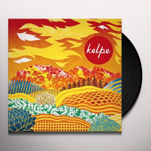 Kelpe FOURTH: THE GOLDEN EAGLE Vinyl Record