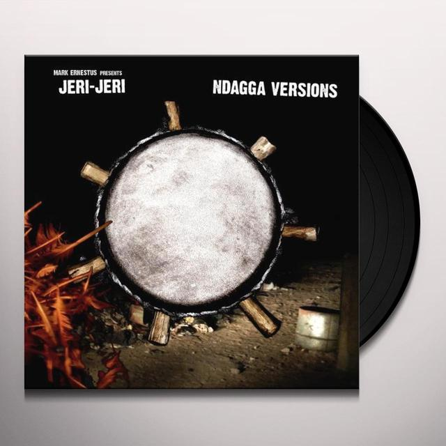 Mark Presents Jeri-Jeri Ernestus NDAGGA VERSIONS Vinyl Record
