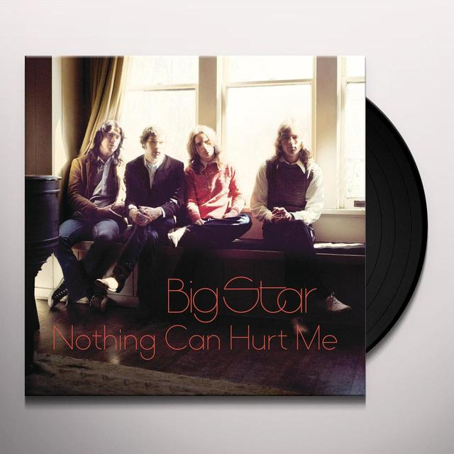 Big Star NOTHING CAN HURT ME Vinyl Record