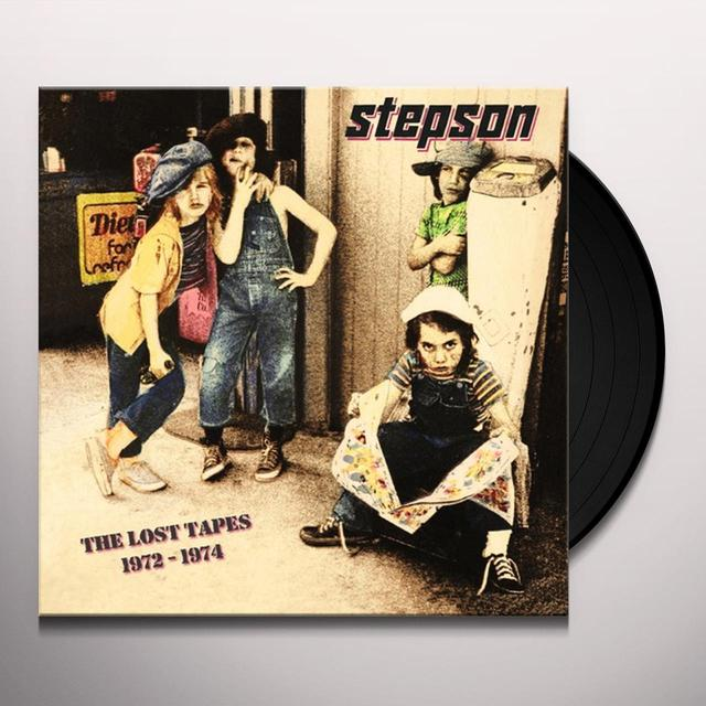 Stepson LOST TAPES: 1972-1974 Vinyl Record