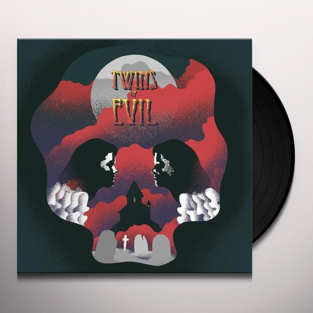 Harry Robinson TWINS OF EVIL Vinyl Record