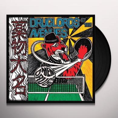 New Drugs DRUGLORDS OF THE AVENUES Vinyl Record