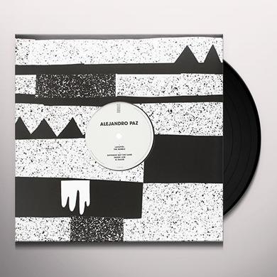 Alejandro Paz INSIDE JOB Vinyl Record