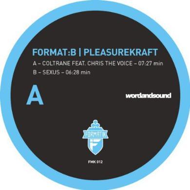 Format:B / Pleasurekraft COLTRANE / SEXUS Vinyl Record