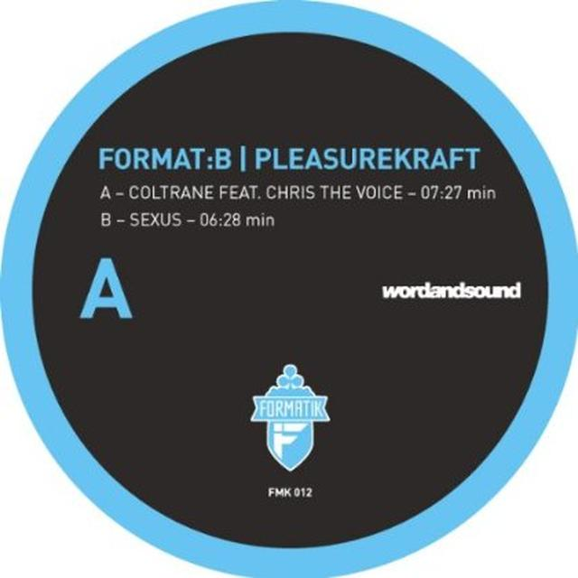 Format:B / Pleasurekraft COLTRANE / SEXUS Vinyl Record