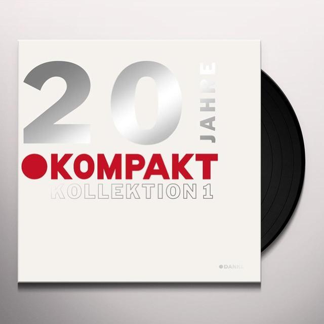 20 JAHRE KOMPAKT: KOLLEKTION 1 / VAR Vinyl Record