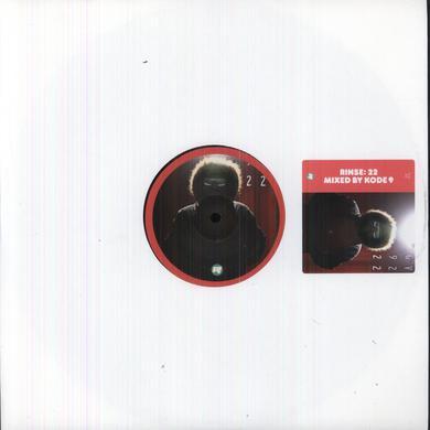Kode9 UH/OK Vinyl Record