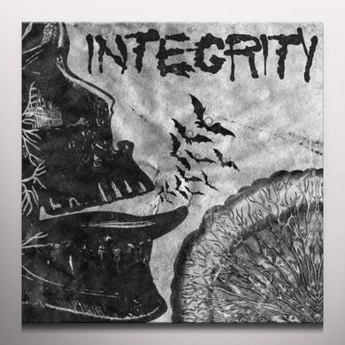Integrity SUICIDE BLACK SNAKE Vinyl Record - Colored Vinyl