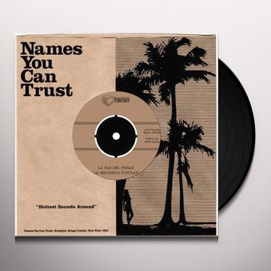Mecanica Popular PAZ DEL FREAK Vinyl Record