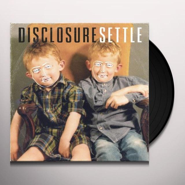 Disclosure SETTLE Vinyl Record