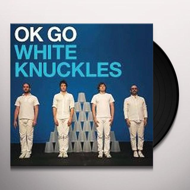 Ok Go WHITE KNUCKLES Vinyl Record