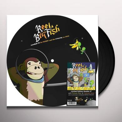 Reel Big Fish MONKEYS FOR NOTHIN Vinyl Record
