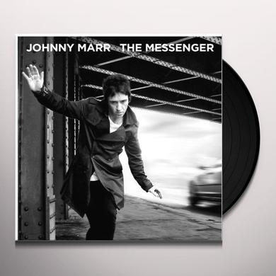 Johnny Marr MESSENGER Vinyl Record - UK Import