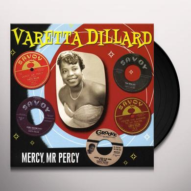 Varetta Dillard MERCY MR PERCY Vinyl Record - UK Release