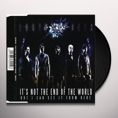 Lostprophets IT'S NOT THE END OF THE WORLD BUT I CAN SEE IT Vinyl Record