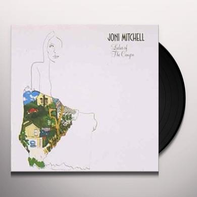 Joni Mitchell LADIES OF THE CANYON Vinyl Record
