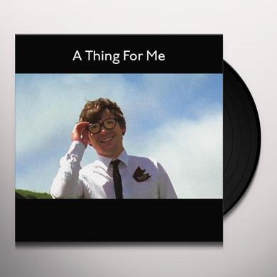 Metronomy THING FOR ME Vinyl Record