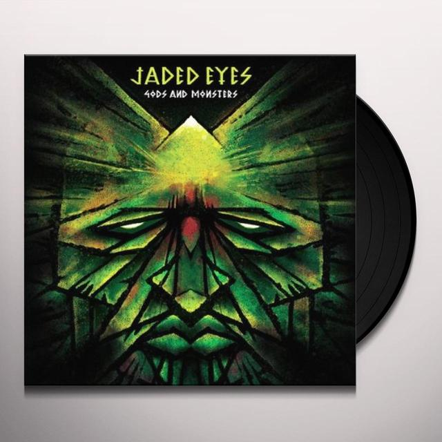Jaded Eyes GODS & MONSTERS Vinyl Record
