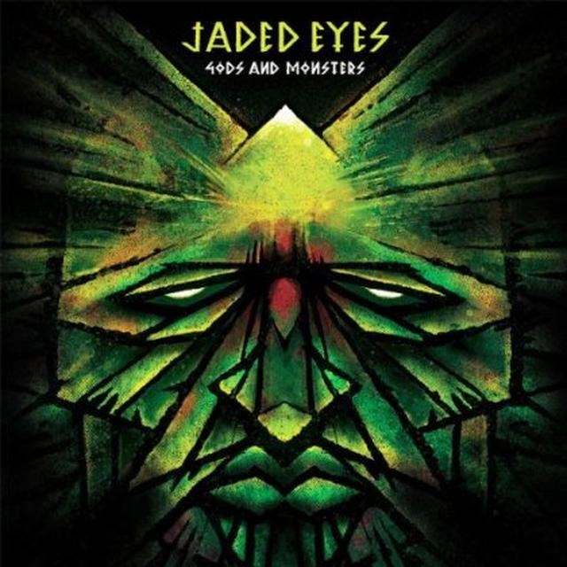 Jaded Eyes GODS & MONSTERS Vinyl Record