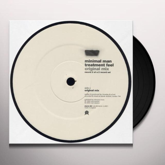 Minimal Man TREATMENT FEEL Vinyl Record