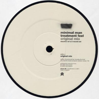 Minimal Man TREATMENT FEEL Vinyl Record